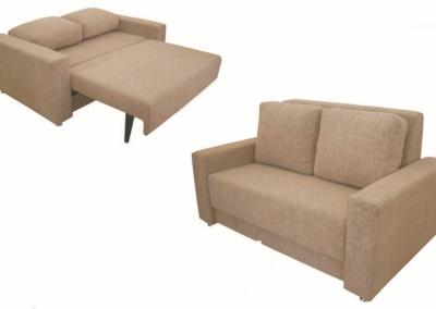 Bromélia - sofá cama
